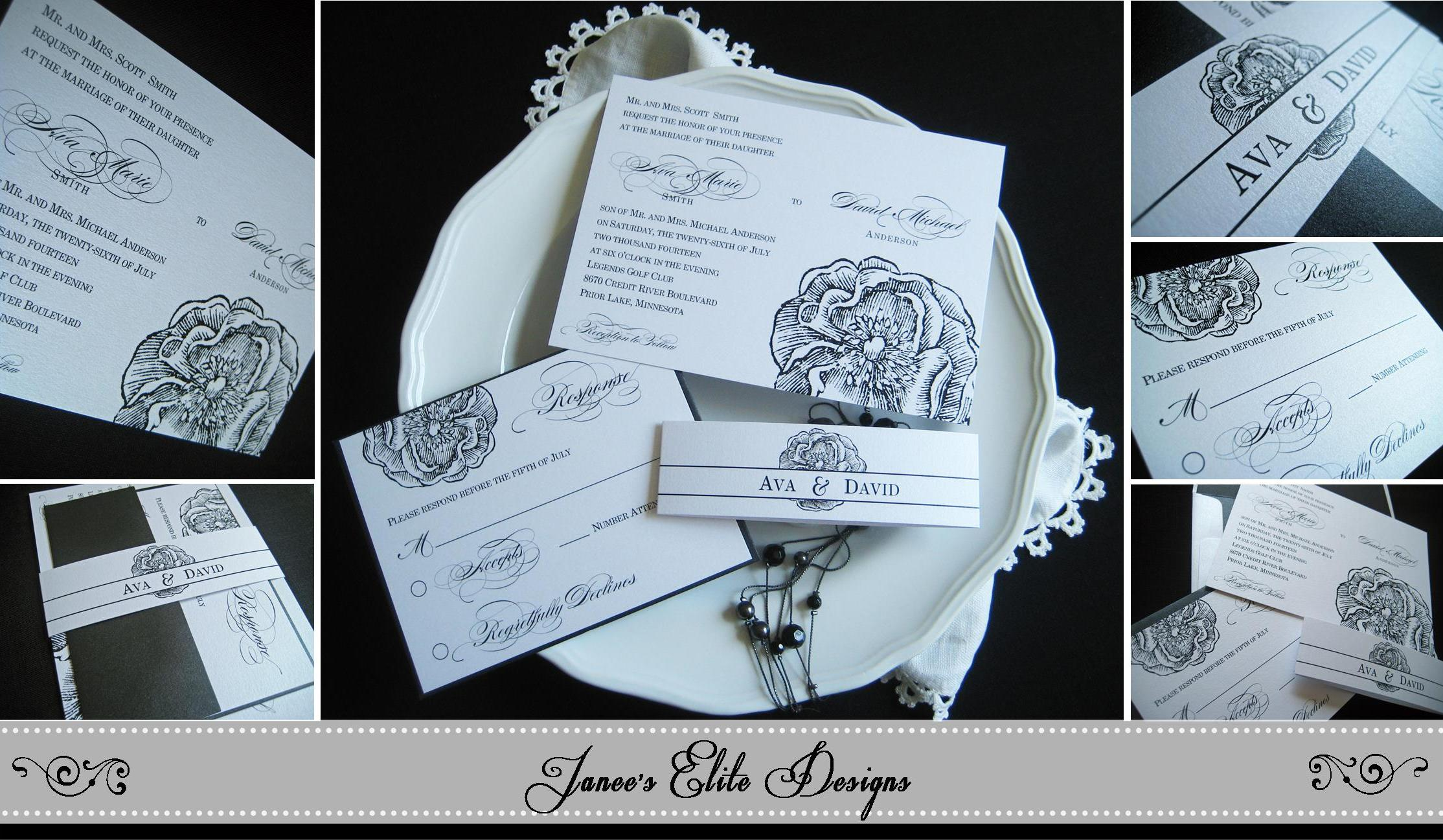 invitations | Make It Grand!